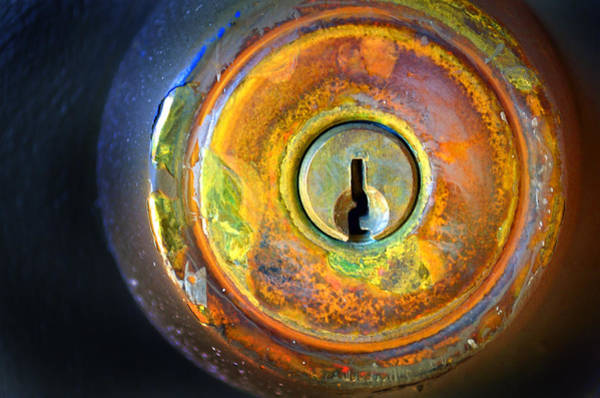 Photograph - Locked by Tara Turner