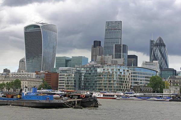 Photograph - London Skyline by Tony Murtagh