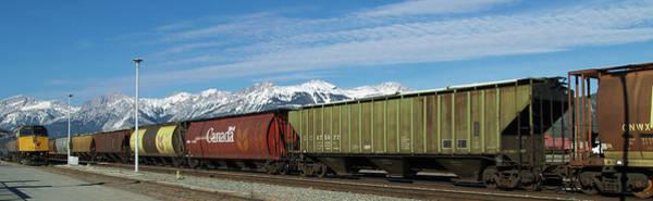 Photograph - Long Train by Adrian O Brien