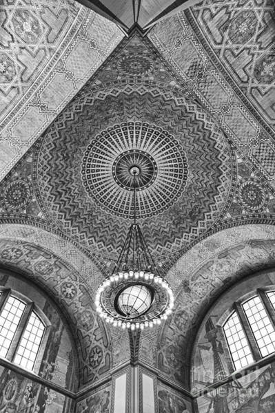 Wall Art - Photograph - Los Angeles Central Library. by Jamie Pham