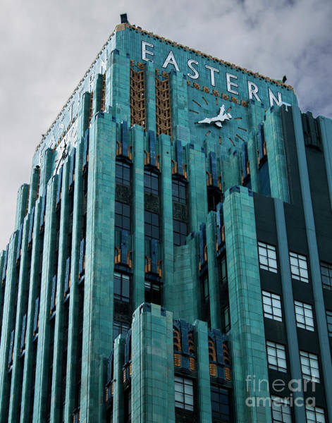 Photograph - Los Angles Eastern Building by Gregory Dyer