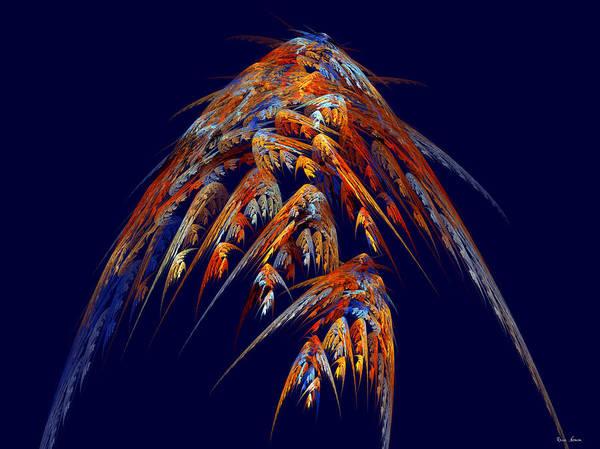 Digital Art - Lost Wings by Rein Nomm