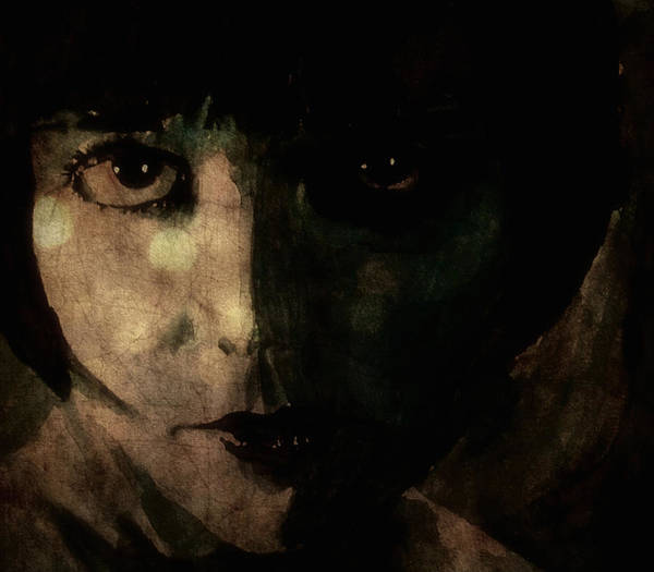 Wall Art - Painting - Louise Brooks by Paul Lovering