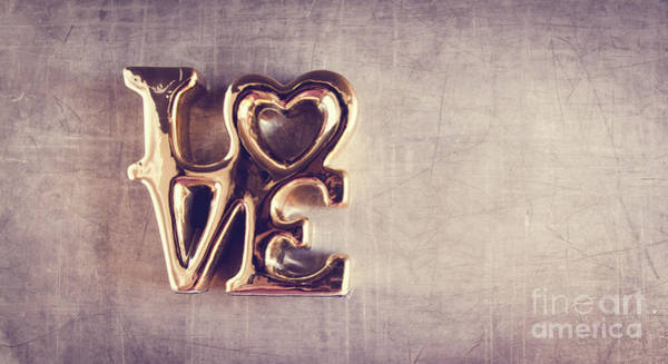 Photograph - Love 2 by Andrea Anderegg