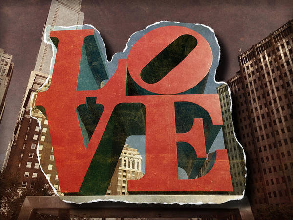 Photograph - Love In The City by Alice Gipson