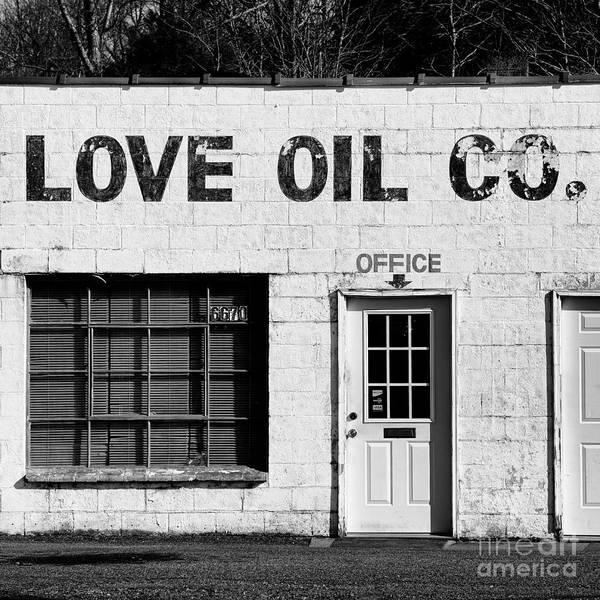 Photograph - Love Oil by Patrick M Lynch