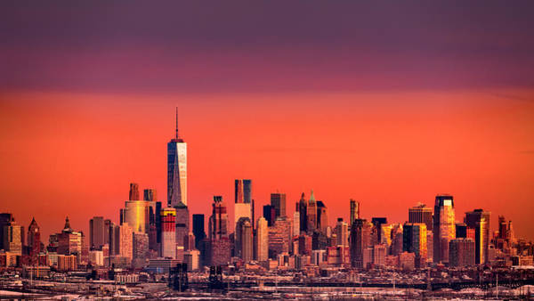 Photograph - Lower Manhattan by Mihai Andritoiu