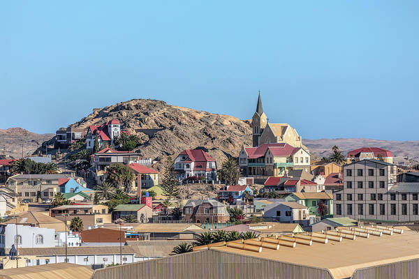 Wall Art - Photograph - Luderitz - Namibia by Joana Kruse