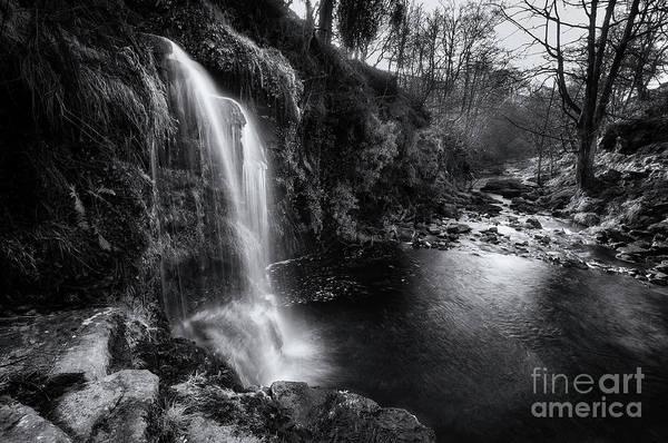 Photograph - Lumb Hole Falls by Mariusz Talarek