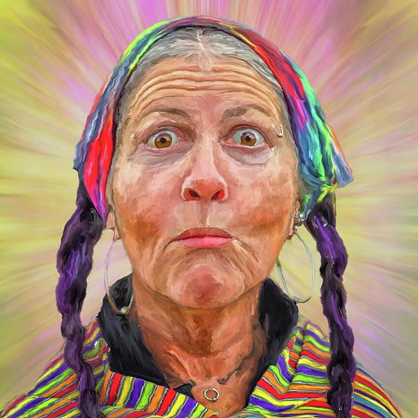 Digital Art - Luv by Rick Mosher