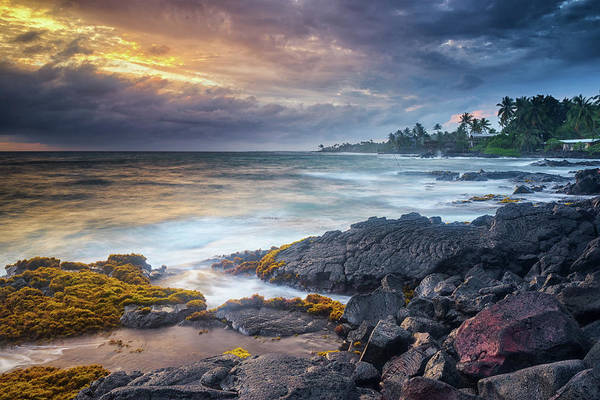 Photograph - Lyman's Sunset by Christopher Johnson