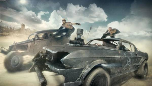 Animal Digital Art - Mad Max by Super Lovely