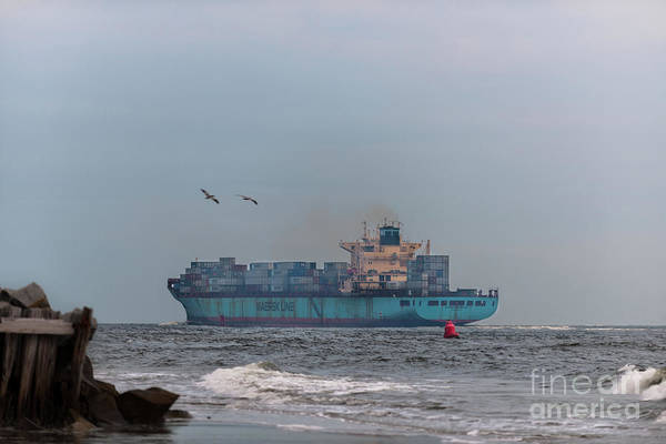 Photograph - International Trade - Moving The Goods by Dale Powell