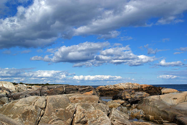 Photograph - Magical Rockscape by Lynda Lehmann