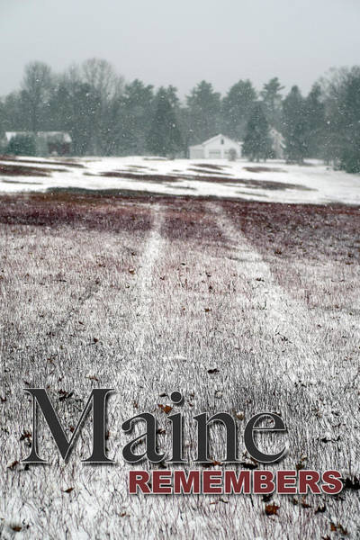 Photograph - Maine Poster by Patrick Groleau
