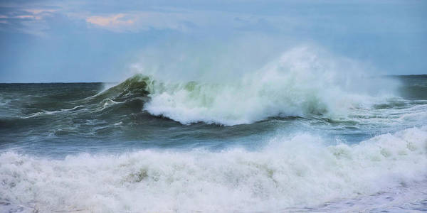 Photograph - Making Waves by Robin-Lee Vieira