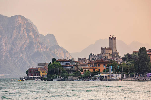 Wall Art - Photograph - Malcesine - Italy by Joana Kruse