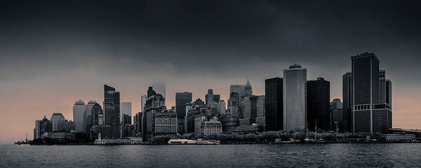 Photograph - Manhattan Moods by Az Jackson