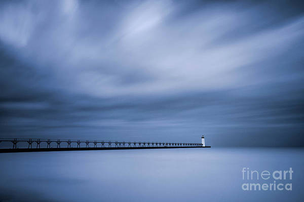 Lee Filters Wall Art - Photograph - Manistee Lighthouse by Todd Bielby
