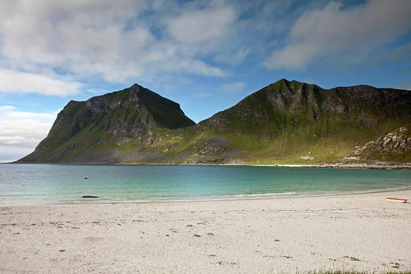 Photograph - Mannen From Vik Beach by Aivar Mikko