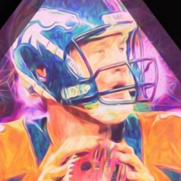 Wall Art - Photograph - #manning #peyton #peytonmanning by David Haskett II