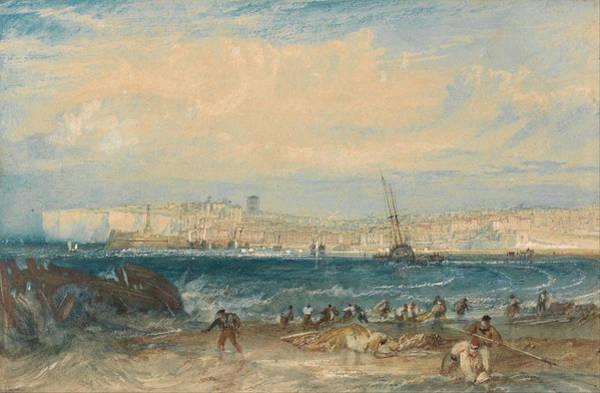 J. M. W. Turner Painting - Margate by JMW Turner
