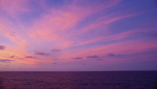 Photograph - Marshall Islands Area Sky 6 by Phyllis Spoor