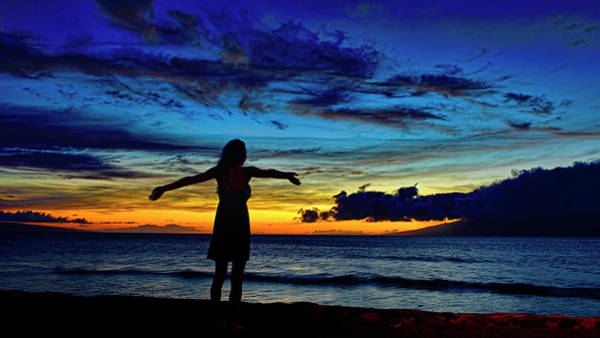 Photograph - Maui Sunset by Bill Dodsworth