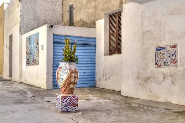 Casbah Photograph - Mazara Del Vallo - Sicily by Joana Kruse