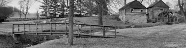 Rockbridge County Photograph - Mccormick's Farm by Kathy Jennings