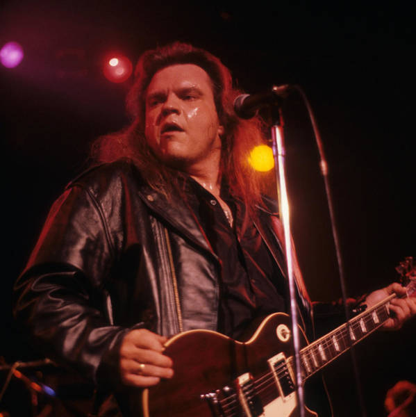 Photograph - Meatloaf by Rich Fuscia