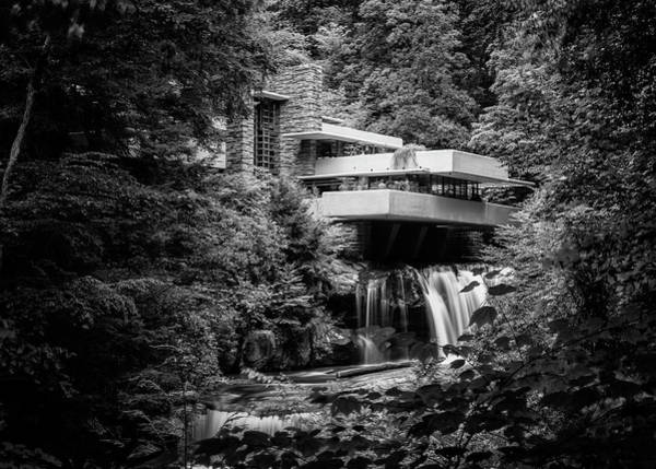 Wall Art - Photograph - Memories Of Fallingwater - #1 by Stephen Stookey