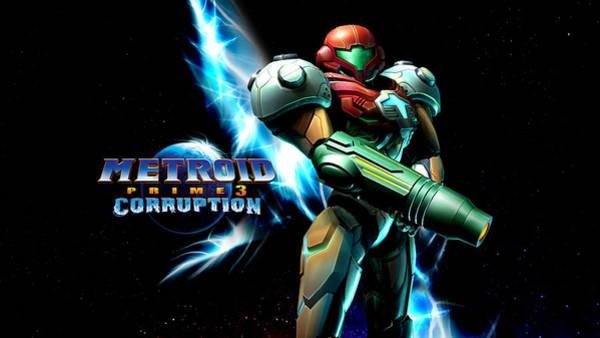 Celebrity Digital Art - Metroid Prime 3 Corruption by Maye Loeser