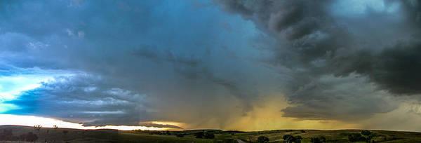Photograph - Mid July Nebraska Thunderstorms 024 by NebraskaSC