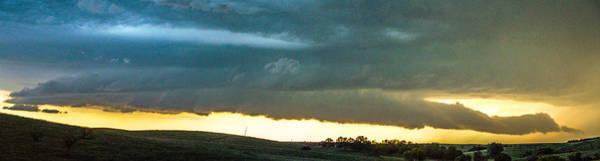 Photograph - Mid July Nebraska Thunderstorms 026 by NebraskaSC