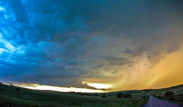 Photograph - Mid July Nebraska Thunderstorms 037 by NebraskaSC
