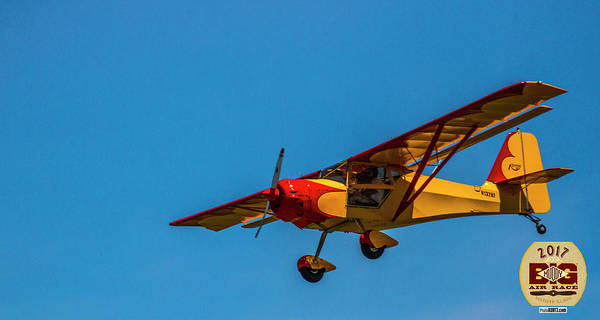 Photograph - Mike In Flight by Jeff Kurtz
