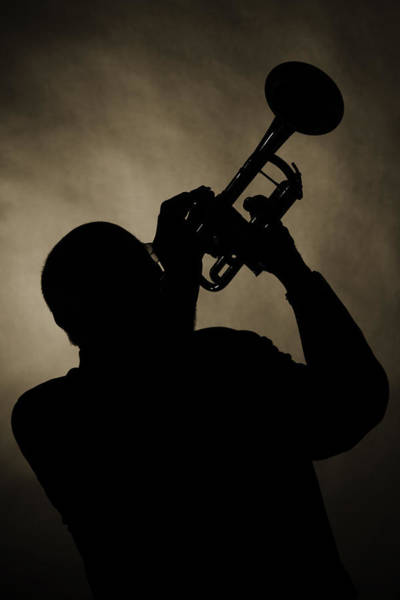 Photograph - Mike Vax Professional Trumpet Player Photographic Print 3776.02 by M K Miller
