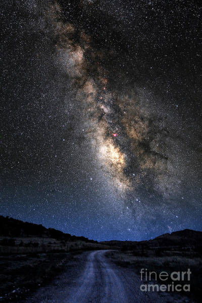 Photograph - Milky Way by Larry Landolfi