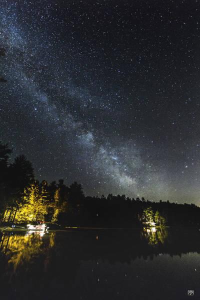 Photograph - Milky Way Rising  by John Meader