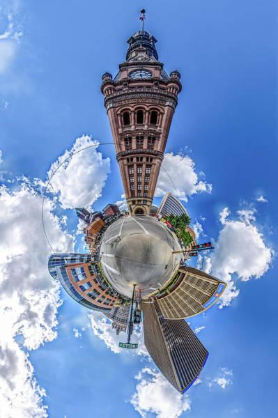 Photograph - Milwaukee City Hall by Randy Scherkenbach