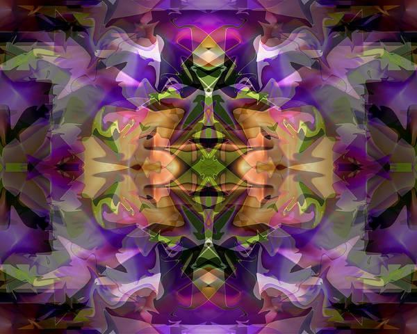 Digital Art - Mind Portal by Lynda Lehmann