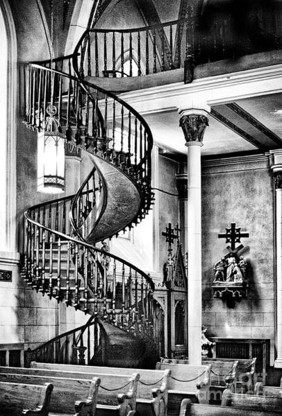 Photograph - Miracle Stairs by Paul W Faust - Impressions of Light