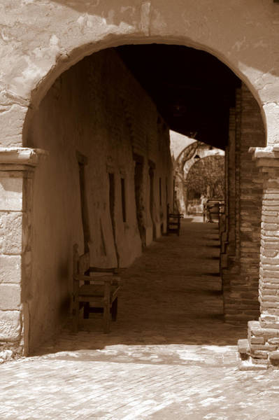 Photograph - Mission San Juan Capistrano by Brad Scott