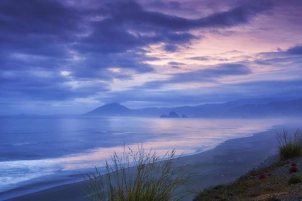 Wall Art - Photograph - Misty Coastline by Andrew Soundarajan