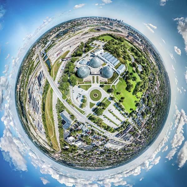 Photograph - Mitchell Park Domes by Randy Scherkenbach