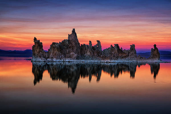 Wall Art - Photograph - Mono Lake by Andrew Soundarajan