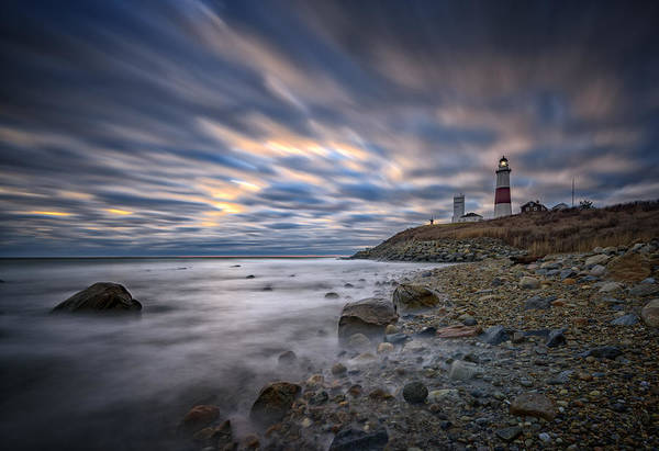 East County Photograph - Montauk Dawn by Rick Berk