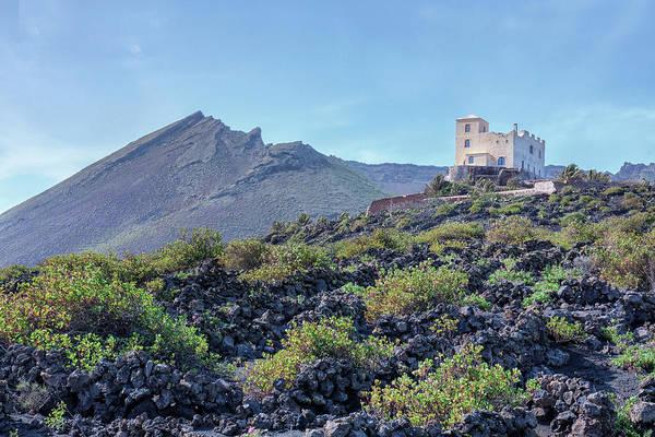 Lanzarote Photograph - Monto Corona - Lanzarote by Joana Kruse