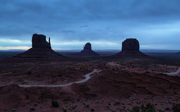Photograph - Monument Valley by Stuart Gordon